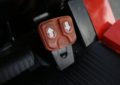 Toyota-7FGCU45-BCS-Peddal-Detail
